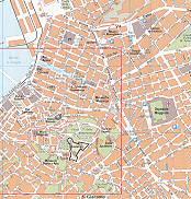 Bacino S. Giorgio, Castello, S. Giacomo, Ospedale Maggiore Trieste City Map Italy